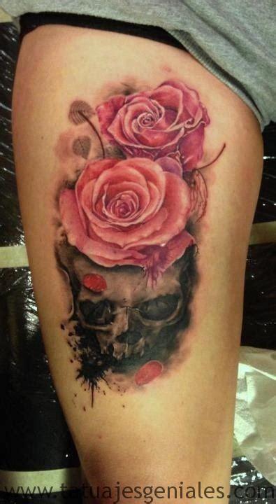 tattoo animal print en la pierna 60 especiales tatuajes en la pierna y en el muslo