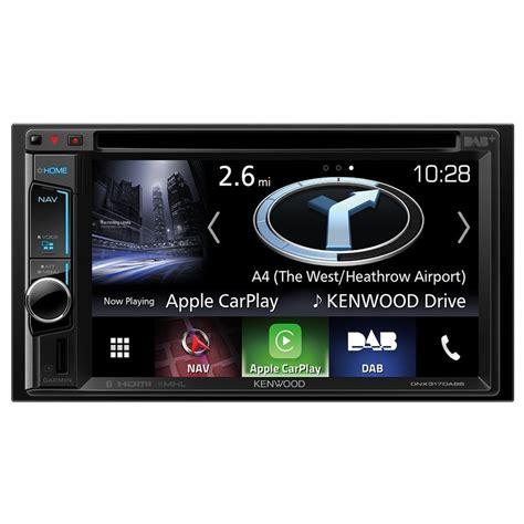car stereo gps navigatore kenwood dnx dabs car