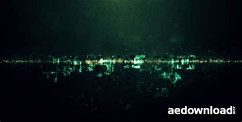 after effects free template glitch trailer glitch trailer after effects project videohive free