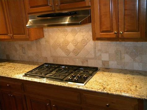 Backsplash With Marble Countertops by Kitchen Backsplashes With Granite Countertops Gold