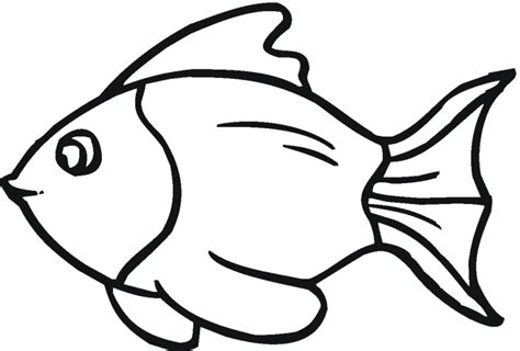 coloring page of a fish bowl coloring sheet cliparts co