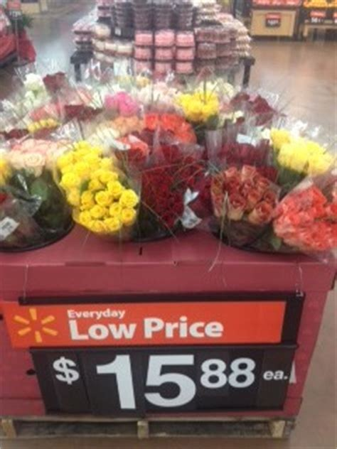 walmart valentines flowers gentlemen get your s day roses at walmart