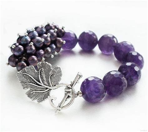 purple beaded bracelet purple beaded bracelet pictures photos and images for