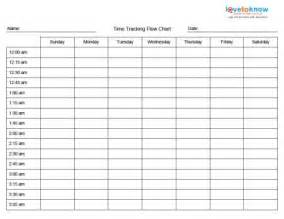 free printable time charts download