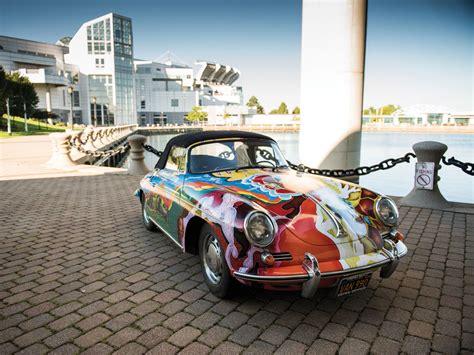 Famous Porsche by Janis Joplin S Famous Porsche 356sc Is Going Under The