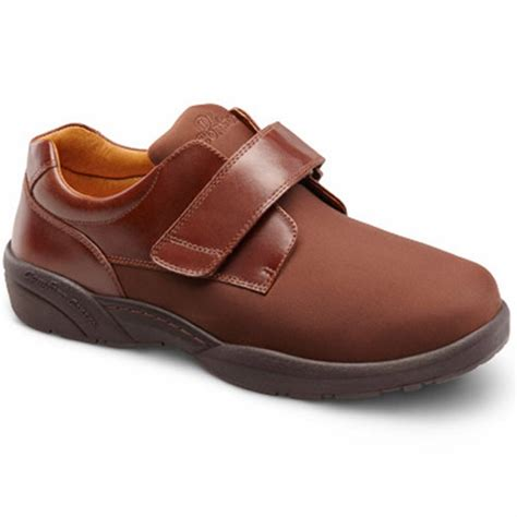 diabetic comfort shoes dr comfort brian x men s therapeutic diabetic extra depth