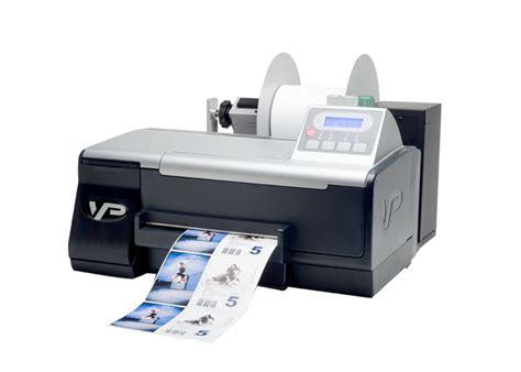 color label printer vip color vp485 inkjet colour label printer am labels
