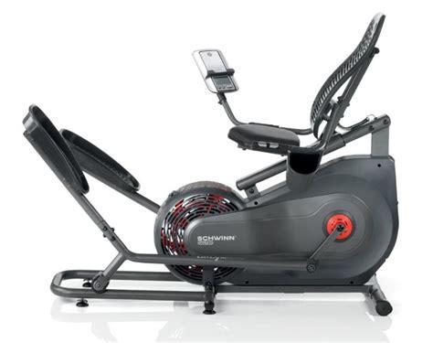 recumbent elliptical trainer calories burned schwinn 520 recumbent elliptical trainer review