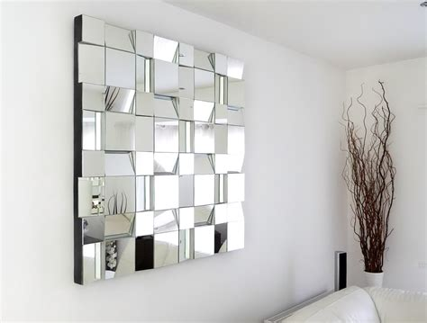Decorative Bathroom Wall Mirrors Large Decorative Wall Mirror Gen4congress