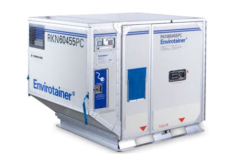 air freight container envirotainer rkn e1 aviaexpo