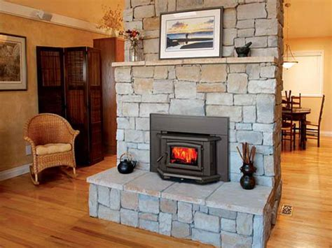 ideas prefab fireplace insert hardwood flooring