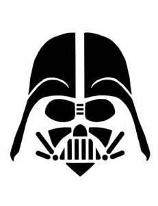 Darth Vader Pumpkin Template by 25 Best Ideas About Darth Vader Stencil On