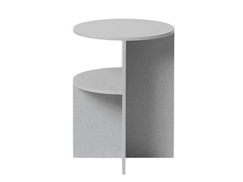 muuto side table buy the muuto halves side table at nest co uk