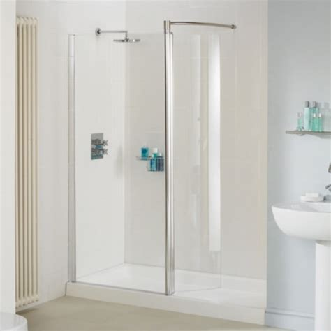 Shower Room Door Lakes Bathrooms Classic Silver 1200mm Room Shower Door