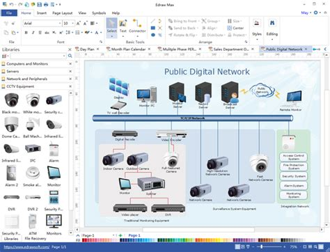 open source visio replacement network diagram visio alternative periodic diagrams