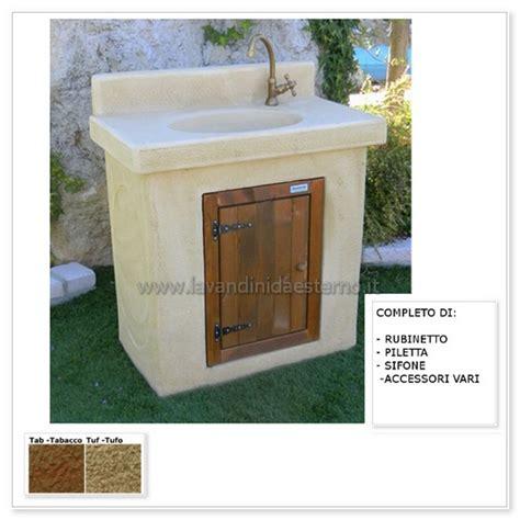 lavelli esterni lavabo da esterno nonna amalia aq3000rok lavandini da