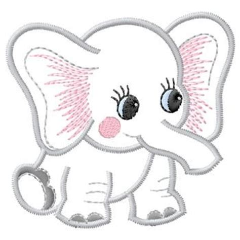 free embroidery applique designs baby elephant embroidery designs machine embroidery