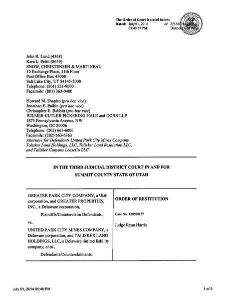 Ohio County Document Inquiry
