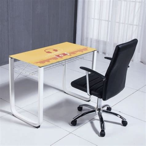 mesas de escritorio carrefour carrefour vuelta al cole 2017 mesas estudio escritorio