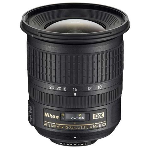 Nikon Lensa Af S Dx 10 24mm F35 45g Ed Alta af s dx nikkor 10 24mm f 3 5 4 5g ed park cameras