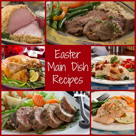 entree recipes for dinner easter ham recipes recipes for easter more