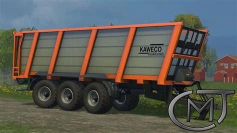 H1 Ls by Kaweco Pullbox 9700h Trailers V 1 0 Farming Simulator