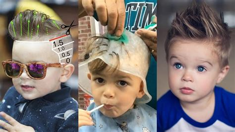 20 popular toddler boy haircuts for kids 2018 page 4 of top aamazing kids hairstyles and haircuts 2018 youtube