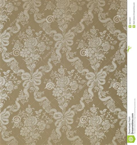 floral pattern in gold gold floral wallpaper background stock image image 30575841