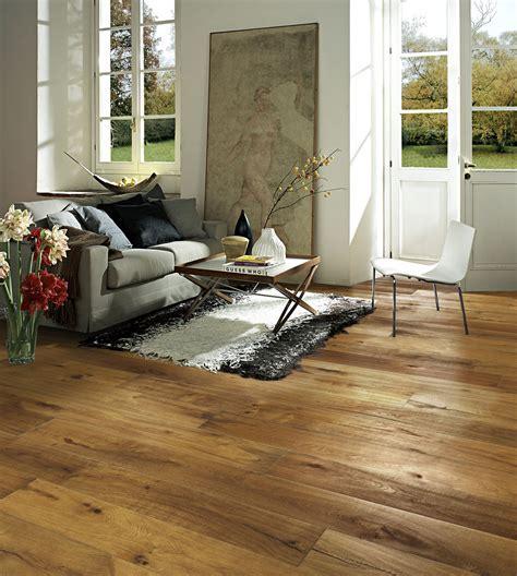 Kahrs Domani Oak Bronzo Engineered Wood Flooring