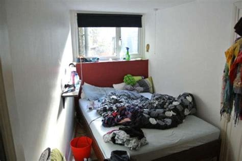 dirty bedroom ideas letting agent places hilarious pictures of messy flat for