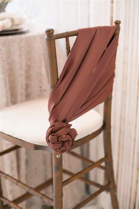 New way to tie chair sashes picmia