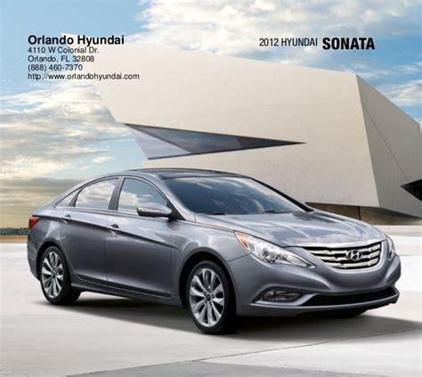 2012 hyundai sonata for sale fl hyundai dealer orlando