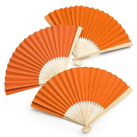 Paper Fan Infinite 1 17 best images about 2014 orange wedding color trends on paper fans orange weddings