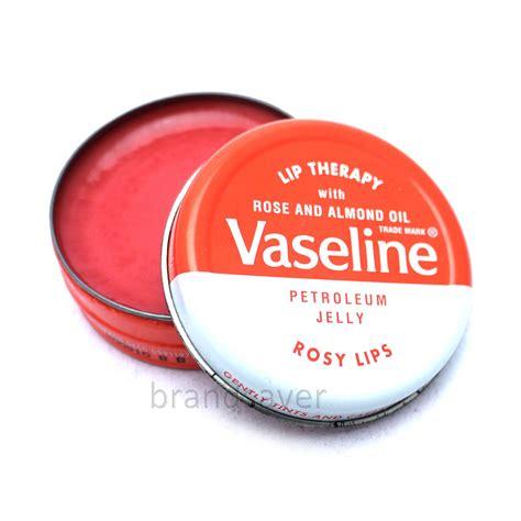 Vaseline Lip Therapy Original Rosy vaseline lip therapy 20g petroleum jelly aloe vera cocoa butter rosy original ebay