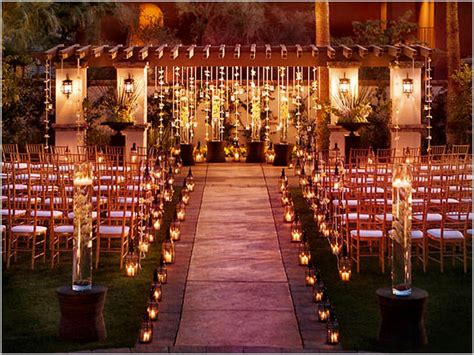 Wedding Aisle Lights by World S Most Wedding Aisles Shireen Louw
