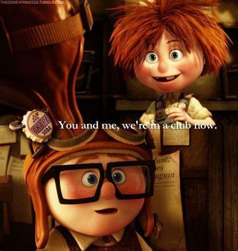 movie up images carl and ellie pixar up quotes quotesgram