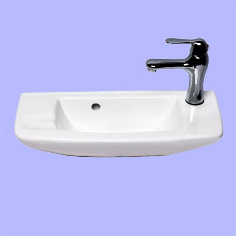 Small Porcelain Sink by Small Wall Mount Sink For Bathroom Porcelain White With