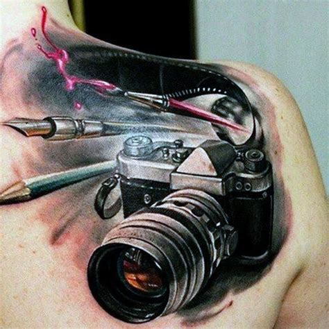 tattoo equipment photography 80 camera tattoo designs for men photography ink ideas