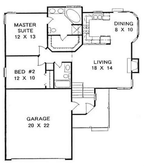 small bi level house plans high quality bi level home plans 10 bi level house floor plans smalltowndjs com