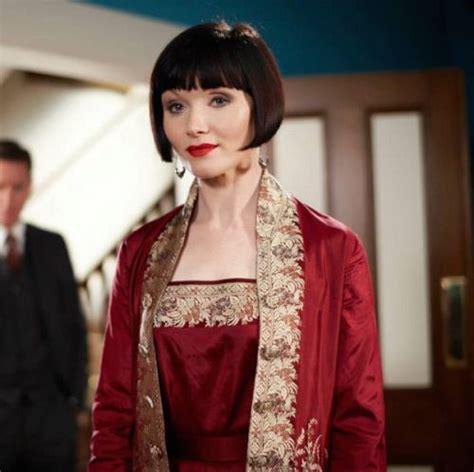 does essie davis wear a wig for miss fisher 183 best images about essie davis on pinterest