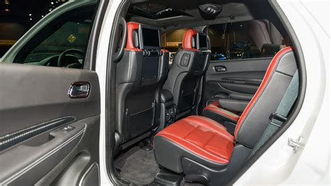 jeep durango interior 2018 dodge durango srt interior autosdrive info
