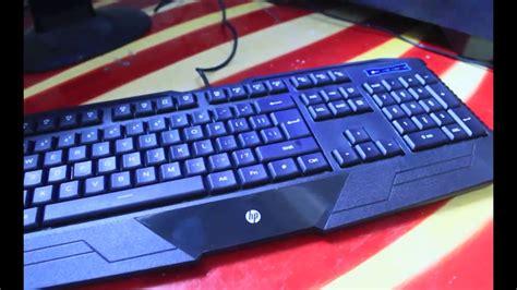 Keyboard Gaming Original Hp K1000 Unboxing Hp K1000 Keyboard Gaming Review