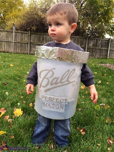 mason jar costume easy diy costumes