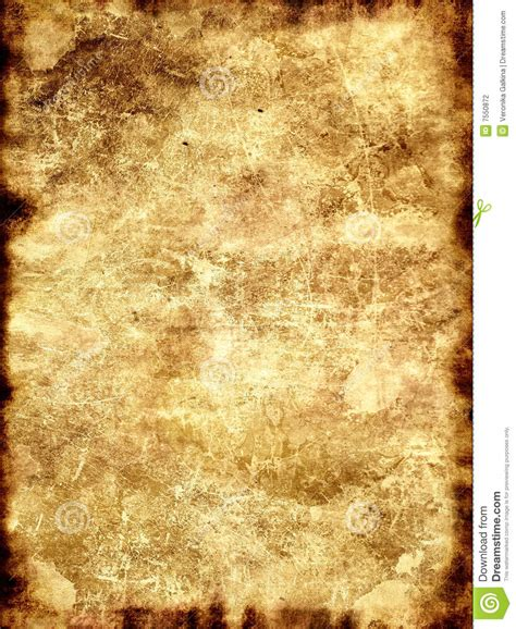 Ancient Paper - ancient paper stock photography image 7550872