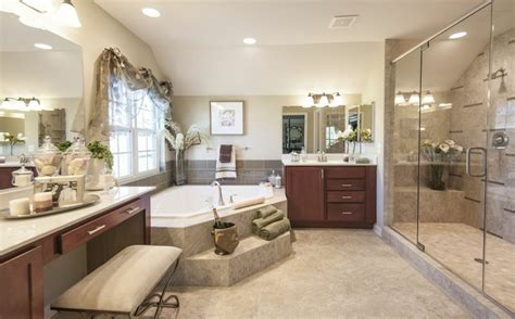 Model Home Bathrooms | model home bathroom pictures 17 varities of looking your