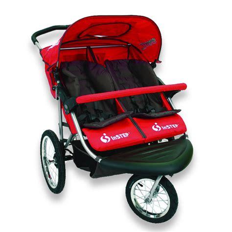 instep 2 seat stroller 3 wheels stroller strollers