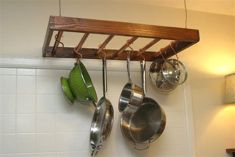 Diy Pot Rack pot rack recycled lumber copper pipe diy copper hooks by lumberjocks