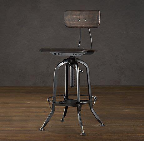 black chairs restoration hardware restoration hardware distressed black counter height