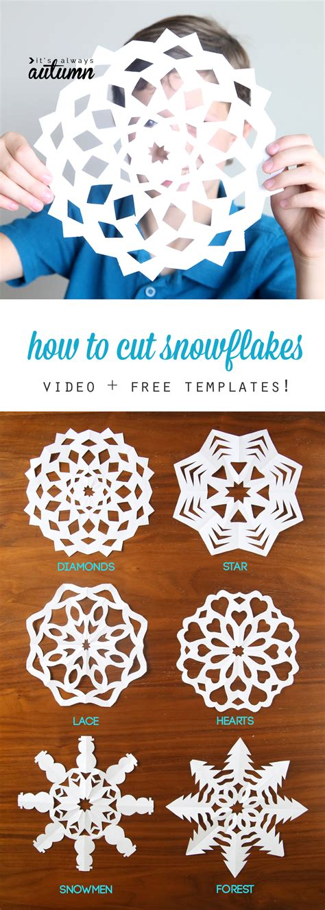prop up some art 15 easy christmas decorations real simple how to cut snowflakes video tutorial free templates