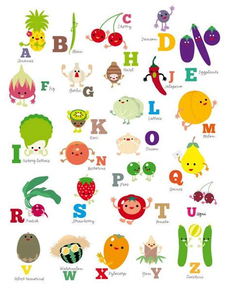 8 vegetables that begin with b from a to z names of vegetables pictures to pin on